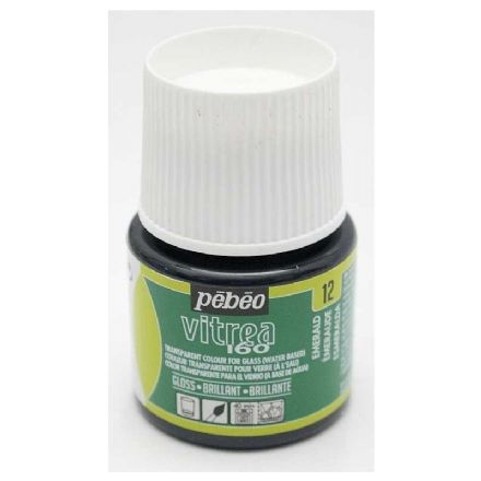 Glass Paint Pebeo Vitrail 160 - Emerald Green